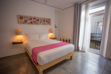 Hotel Mama Carlota_Habitacion Queen_8.jp