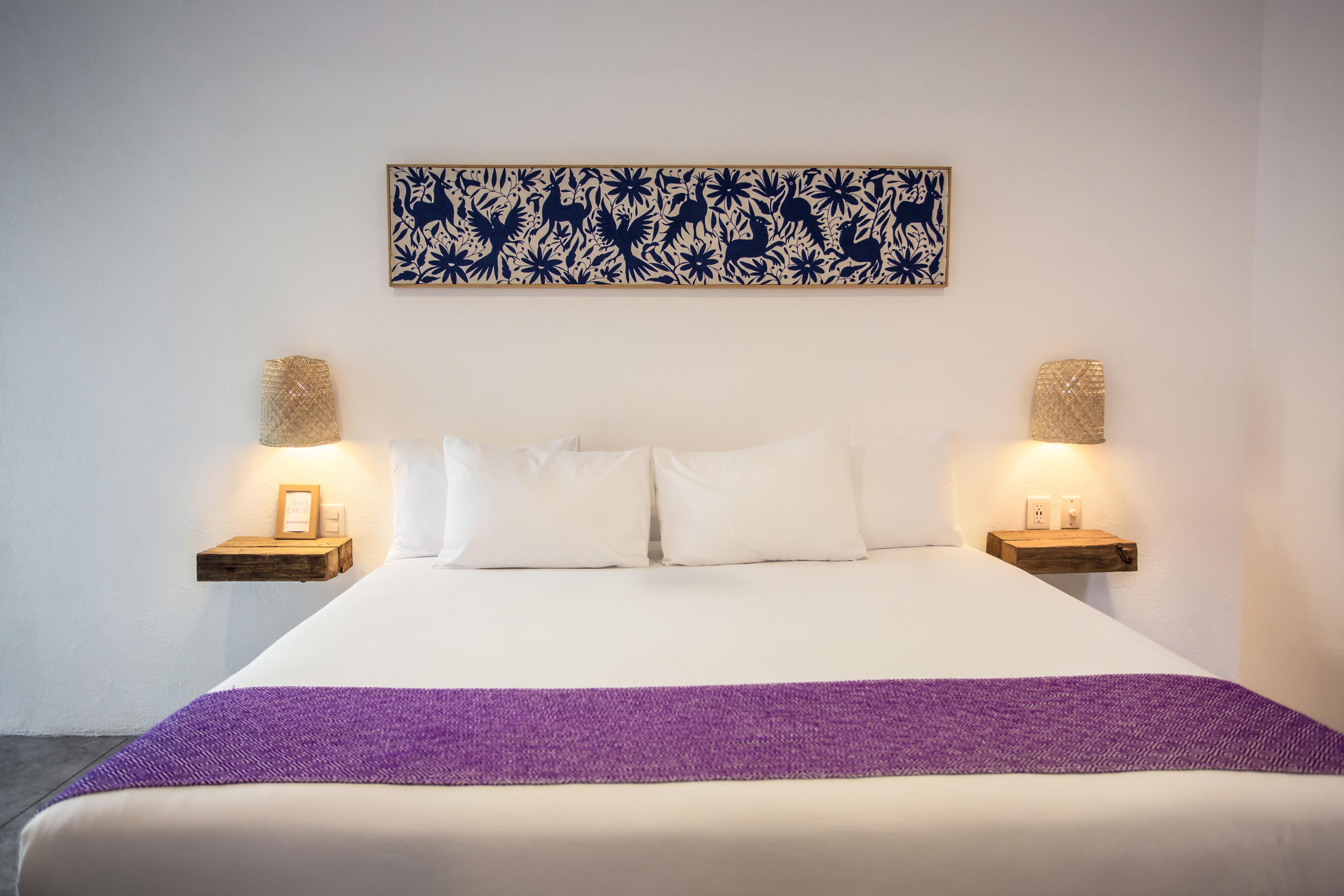 Hotel Mama Carlota_Habitacion King_2