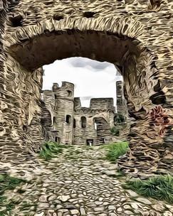"""""""rheinfels castle"""" sankt goar germany"""