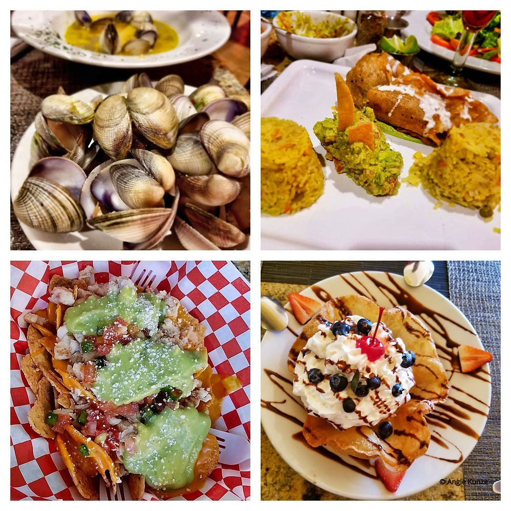 Delicious Mexica Food in Puerto Penasco, Rocky Point Mexico
