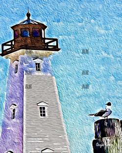 lighthouse paint