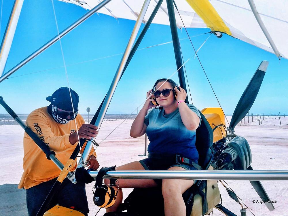ultralight rides in Puerto Penasco, Rocky Point Mexico