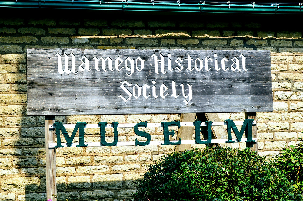 Wamego Historical Museum Kansas, Pottawatomie County, Walter P. Chrysler