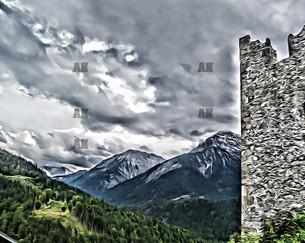 """ehrenberg castle"" reutte austria"