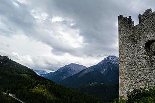 Ehrenburg Castle Austria in my Europe blog menu
