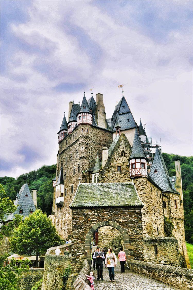 Berg Eltz Castle Germany