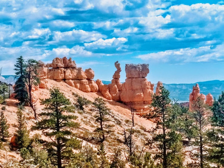 Bryce Canyon National Park, an otherworldly desert destination in southern Utah