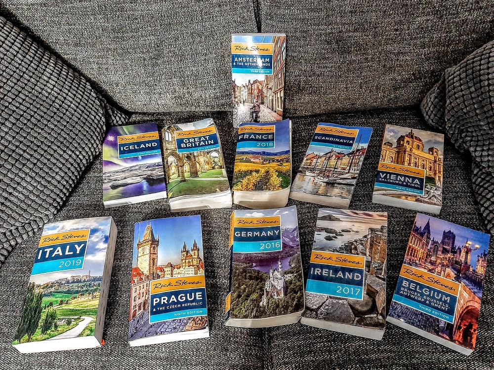 Rick Steve Europe, European travel guides. Travel planning tools, travel planning tips.