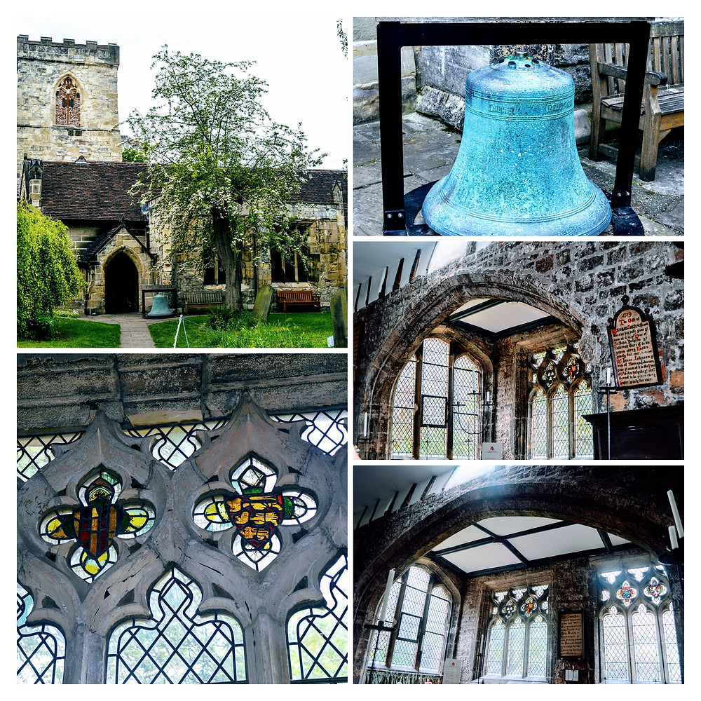 obsessed with this old church Holy Trinity Church in York England 12th century
