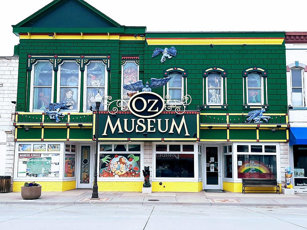 The Oz Museum, Wamego Kansas