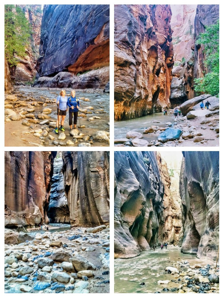 The Narrows, Zion National park, hiking, canyoning what you need to know