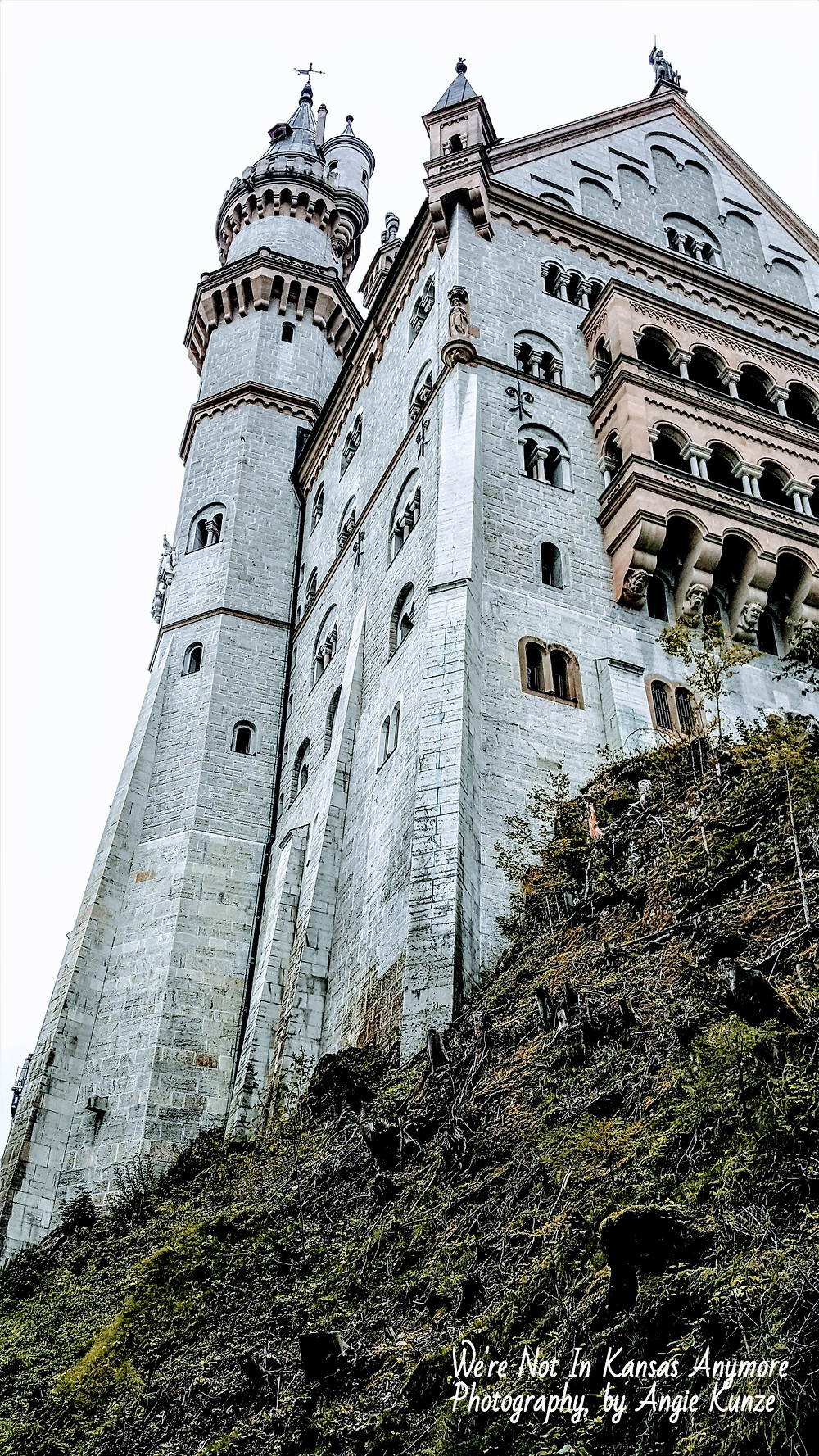 Neuschwanstein Castle Bavaria Germany, Travel Germany, tips for visiting from Toto, we're not in Kansas anymore.