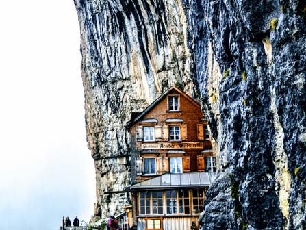 Ebenalp Mountain, Switzerland: a full day of bucket list worthy experiences to delight the sense