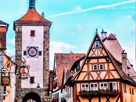 Rothenburg ob der Tauber, a Fairy-Tale town in Bavaria: a must see and do itinerary