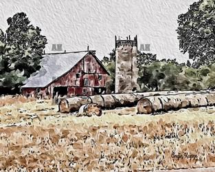 """""""little red barn"""" kansas"""