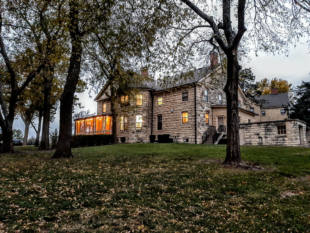 Ft. Riley Kansas Historical Society Ghost Tour sights, main post