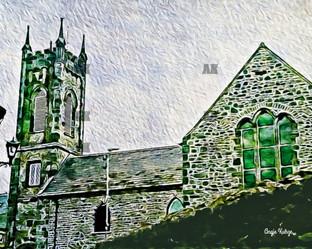 killorglin church in green
