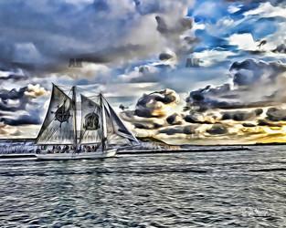 destin sailboat