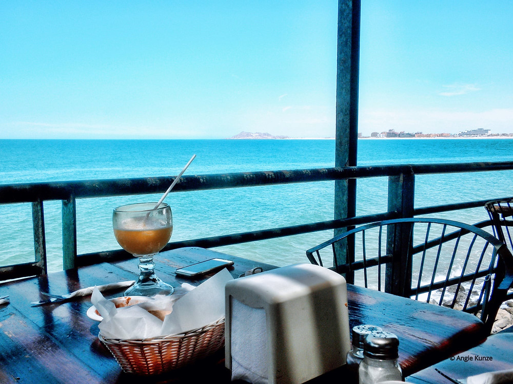 The Point Restaurant waterside dining in Puerto Penasco, Rocky Point, Mexico