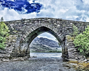 killarney lakes bridge