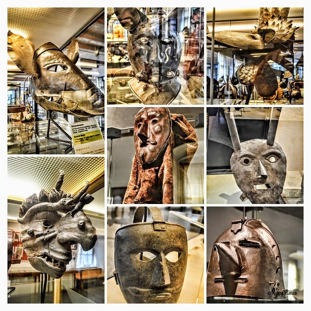 Medieval Crime and Justice Museum, Rothenburg ob der Tauber, Bavaria Germany. Creepy torture finds.