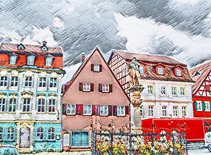badwindsheim Germamy artwork in my artwork gallery menu