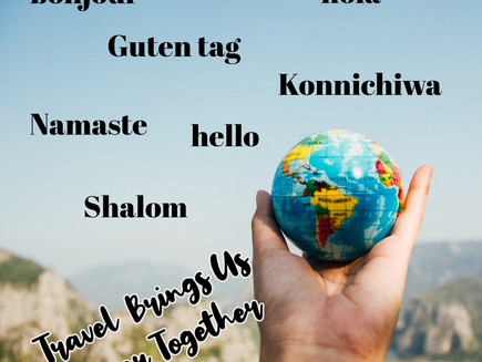Dreaming of world travel? don't speak the language? no problem! overcoming the language barrier