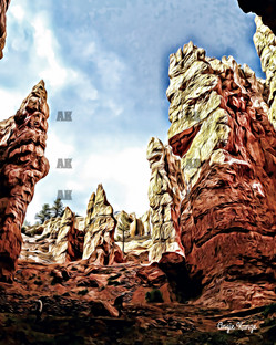 """""""bryce canyon #1"""" utah"""