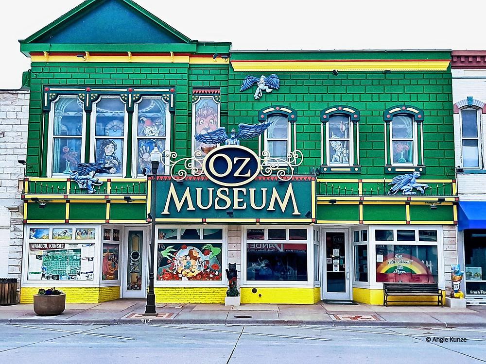 The Oz Museum Wamego Kansas
