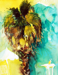 Palmtree in Nice | Nizzan palmu