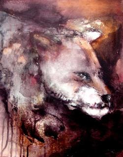Mother lion, triptych | Vaaniva leijona, triptyykki