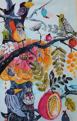 BirdsBirdsBirds | Lintuja, lintuja