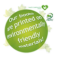 Environmentally-friendly books by Marsa Pihlaja