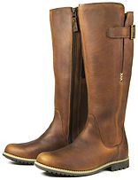 Moreton Havana Orca Bay Leather Riding Boot