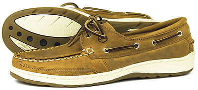 Lagoon Sand Orca Bay Leather Performance Shoe