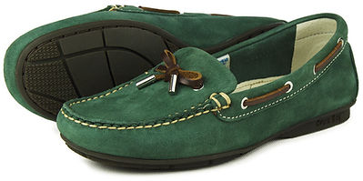 Orca Bay Ballena Washable Driving Loafer British Racing Green
