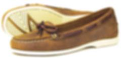 Bay Sand Womens Deck Shoe Pump Orca Bay