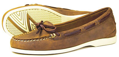 Bay Sand Womens Deck Shoe Pump Orca Bay