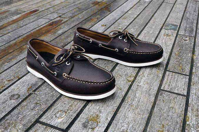 Portland Dark Brown Deck Shoe Orca Bay