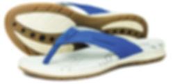 Maui Royal Blue Womens Sandal