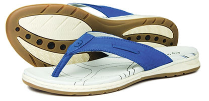 Maui Royal Blue Womens Sandal