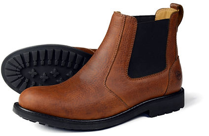 Brecon Havana Mens Chelsea Boot Orca Bay Leather