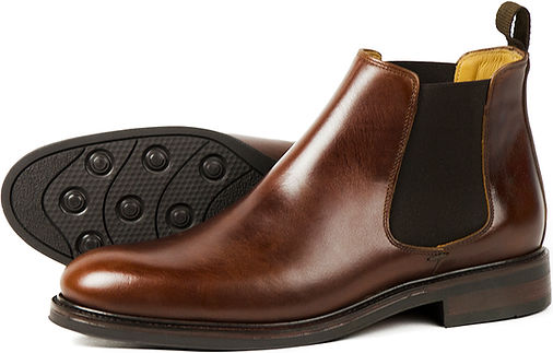 Chalfont Brown Pullup Orca Bay Chelse Boot