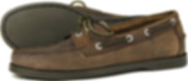 Creek Mens Russet Shoe