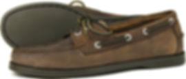 Creek Mens Russet Shoe