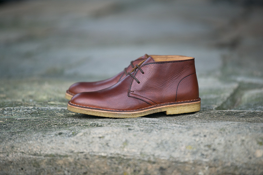 Orca Bay - Gobi Shoe - Pecan Leather