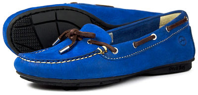 Orca Bay Ballena Royal Blue Washable Driving Loafer