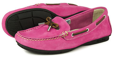 Orca Bay Ballena Magenta Washable Driving Loafer