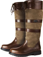 Jura Brown leather boot Orca Bay