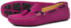 Orca Bay Sicily Blossom Navy Driving Loafer